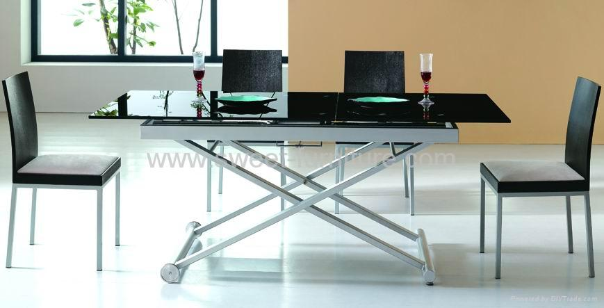 Multi Use Table glass dining tables